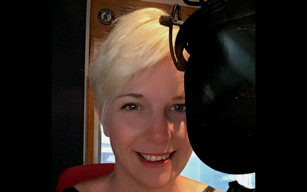 BBC Radio Shropshire presenter Vicki Archer. Image: Twitter