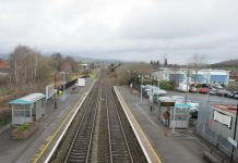 Craven Arms Railway Station. Photo: Network rail