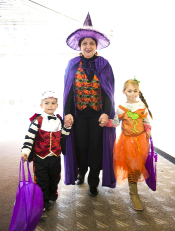 Halloween Spooktacular at Darwin and Pride Hill Shopping Centres