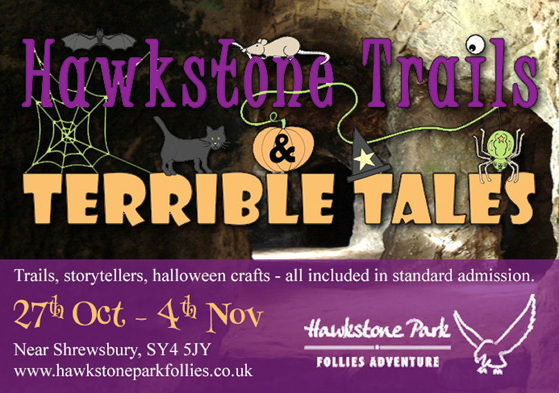 Hawkstone Trails and Terrible Tales
