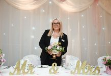 Paige Wellings-Kendall, food and beverage supervisor at The Best Western Valley Hotel, Ironbridge