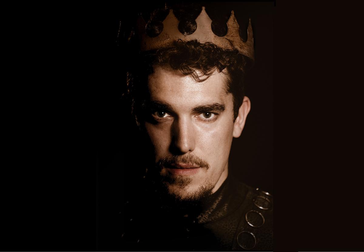 Alex Beechey as Henry V