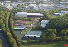 Telford's T54 Business Park