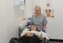 Aesthetics Shrewsbury owner and registered nurse Janine Lewis