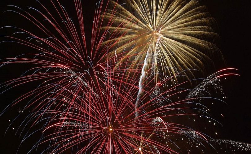 Albrighton Cricket Club Fireworks and Bonfire Night