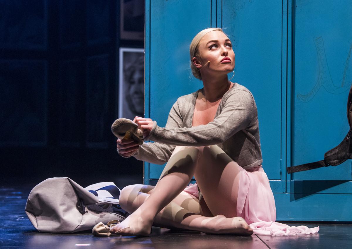 Jorgie Porter jouera dans Fame the Musical au Theater Severn