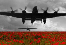 Glider Pilot Regiment Society - Remembrance Photograph