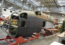The Handley Page Hampden has undergone a major transformation. Photo: RAF Museum Cosford