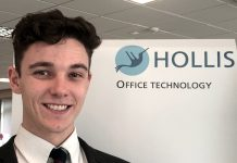 Leon Parkes has joined the team at Hollis Technology
