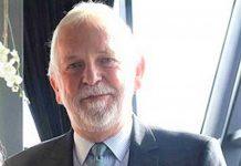 Matrix Capital non-executive director Andrew Mason with the award