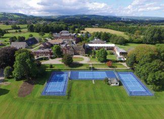 The Moreton Hall campus in Weston Rhyn
