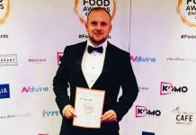 Ross Whetton, founder and owner of UK Fresh Meats based in Telford