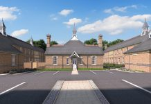 The apartments will be constructed within the beautiful Grade II listed building