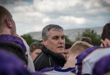 Former Shropshire Revolution head coach Stephen Tonks. Photo: Mike Dean