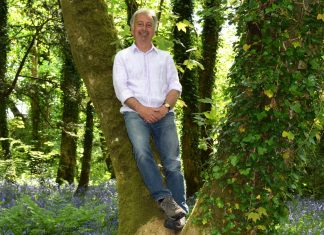 Tree expert, author and broadcaster Tony Russell