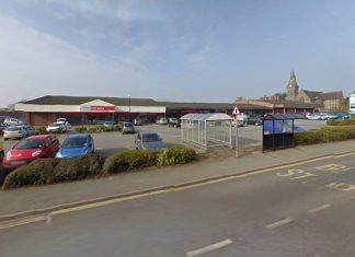 Brownlow Street is closed following the incident. Photo: Google Street View