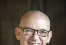 Internationally renowned composer Bob Chilcott Photo: Annabel Moeller