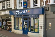 Coral Bookmakers High Street Bridgnorth