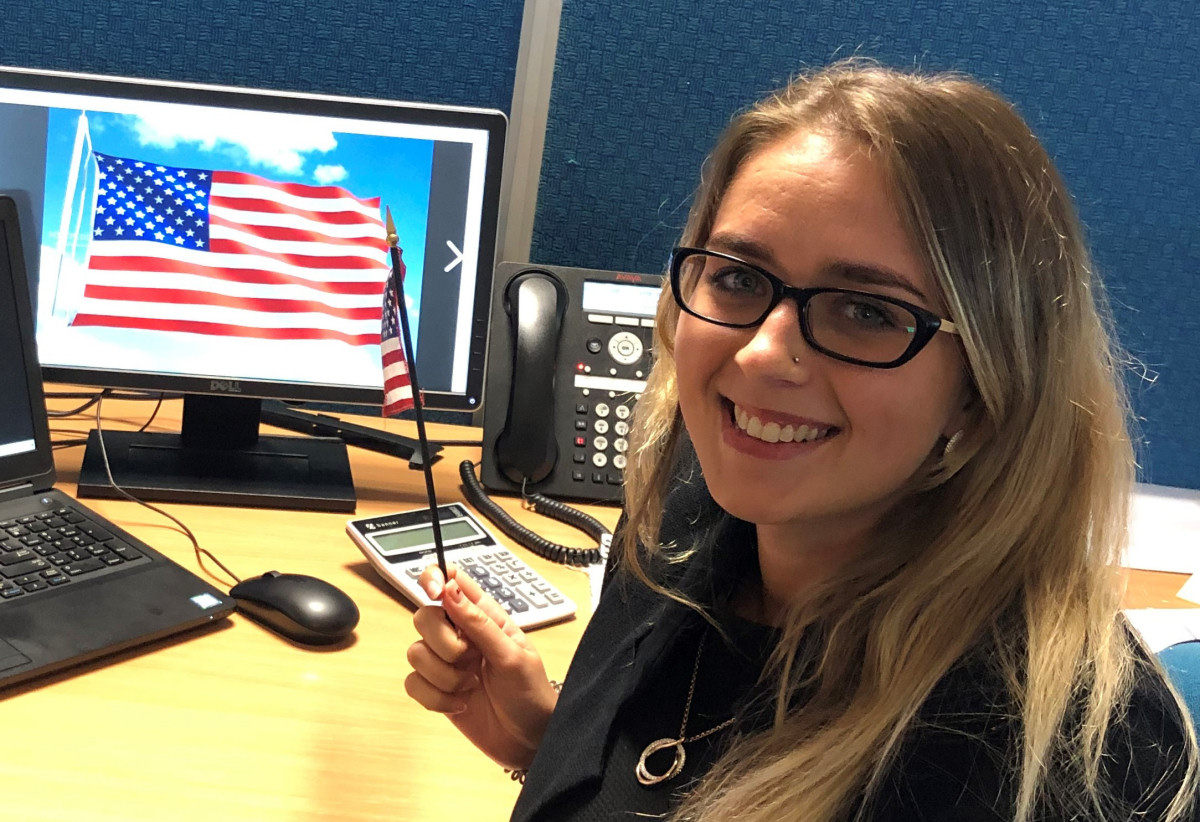 Laura Riley is now a member of the Dyke Yaxley USA team in Shrewsbury