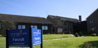 Farcroft in Wellington retains its 'good' rating from the Care Quality Commission