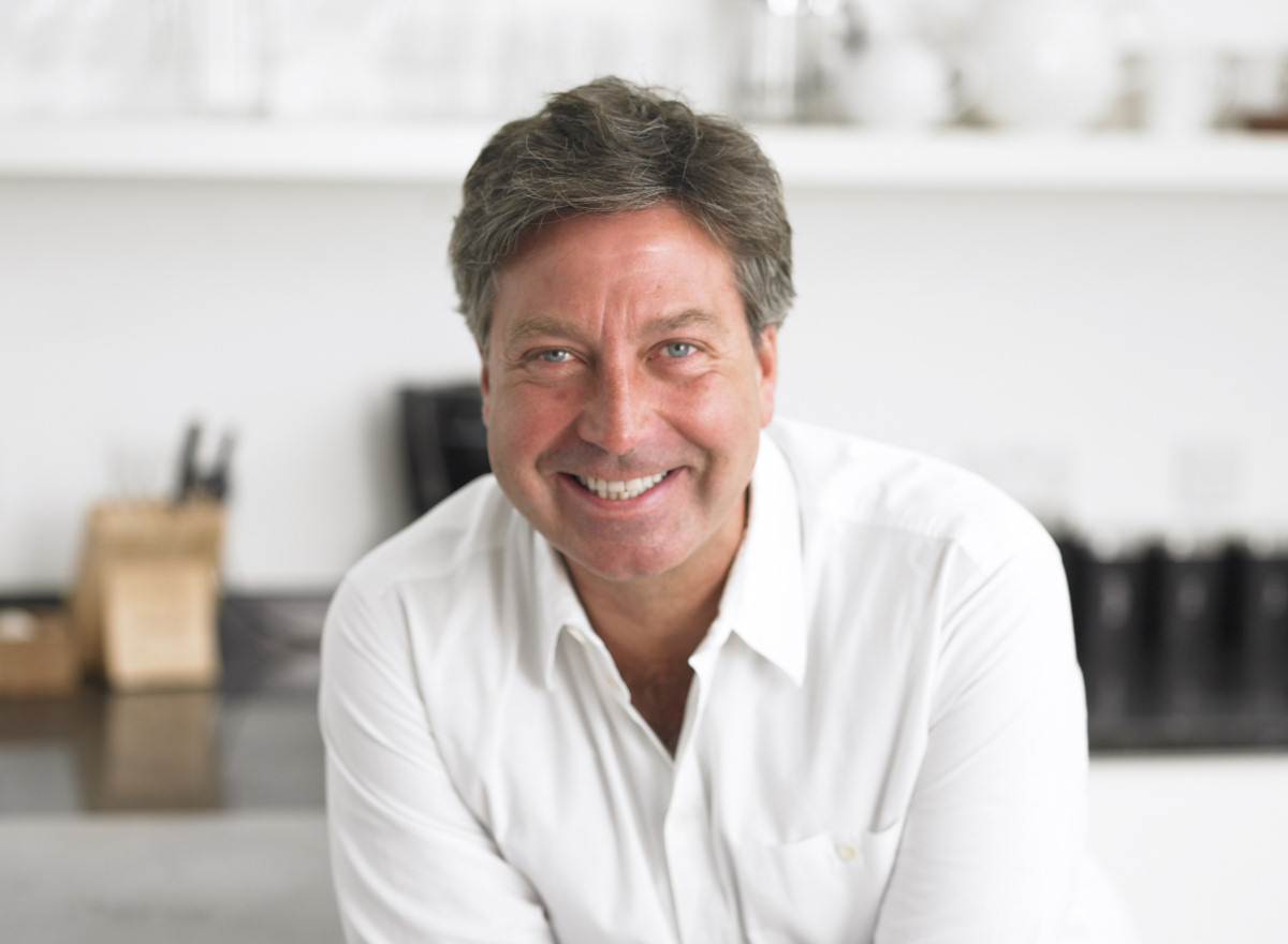 John Torode is to return to Shrewsbury Flower Show for a second time