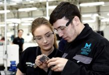The event will see visitors have the chance to meet some of the first cohort of apprentices progressing along their industry-leading trailblazers