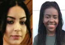 Police are concerned for the whereabouts of Hafsa Mourdoude and Benedita Joao