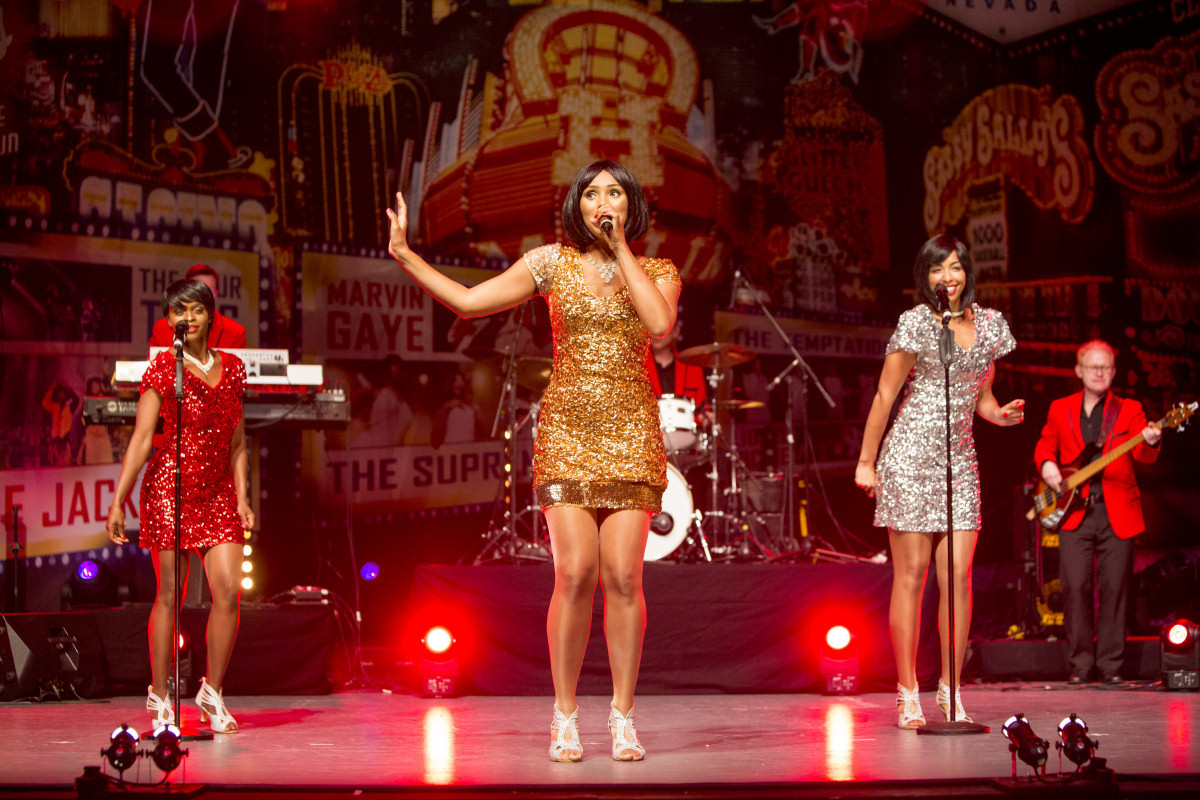 Hear 40 back-to-back classic Motown hits