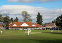 Oswestry Cricket Club was among the grounds which hosted a Shropshire CCC match in 2018