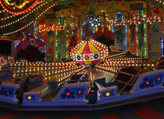 carousel Fairground Ride