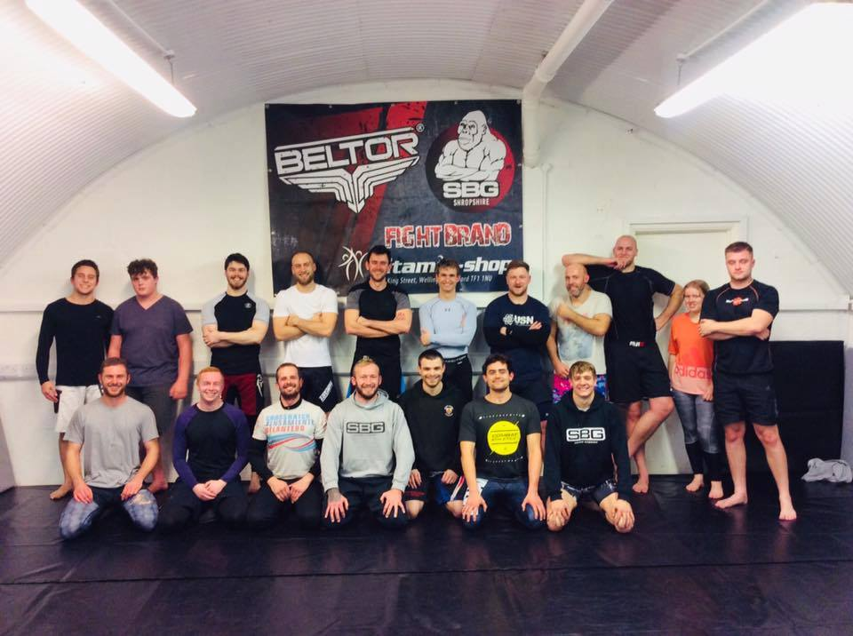 Free self-defence classes for women and children in Shrewsbury