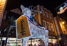 Shrewsbury Shopping Christmas