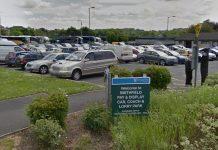 Smithfield car park in Ludlow. Photo: Google Street View