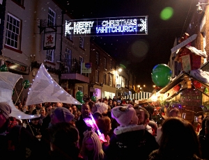 Whitchurch at Christmas - featured
