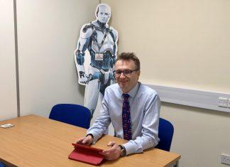 Chris Pallett, Managing Director of Bespoke Computing