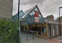 Riverside shopping centre in Shrewsbury. Photo: Google Street View