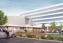 How the front of Shirehall may look following its redevelopment