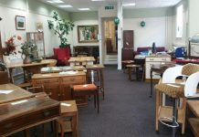 Renaissance in Tower Street, which sells refurbished high quality items