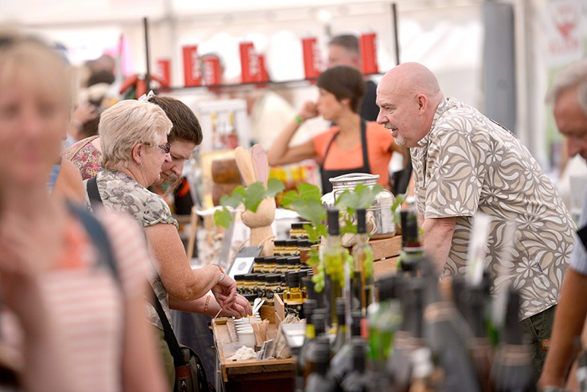 Cosford Food Festival will take place on 20-21 July. Photo: RAF Museum Cosford