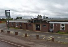 Criftins Parish Hall. Image: Google Street View