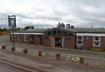Criftins Parish Hall. Image: Google Street View