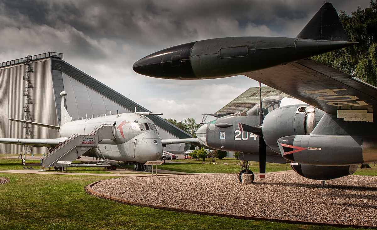 The Night Shoot will appeal to photographers and aviation fans. Photo: RAF Museum Cosford