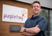 Alex Whittles, founder of Purple Frog Systems Ltd