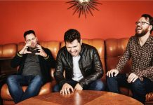 Scouting For Girls will headline Saturday evening at Shrewsbury Flower Show
