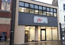 The new GHP Legal offices on The Cross, Oswestry