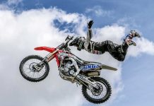 Bolddog Lings is this year's main arena attraction at Newport Show