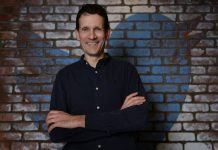 Bruce Daisley, the European Vice-President for social media giant Twitter