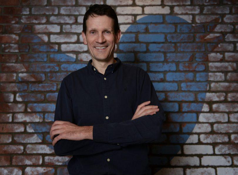 Bruce Daisley, the European Vice-President for social media giant Twitter