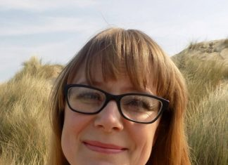Novelist Emma Cooper from Telford
