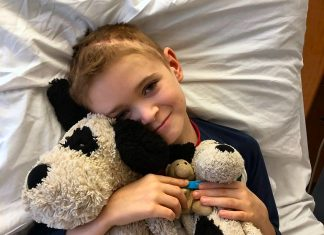 Funds are urgently needed for life-saving treatment of 10 year old Harry Banks